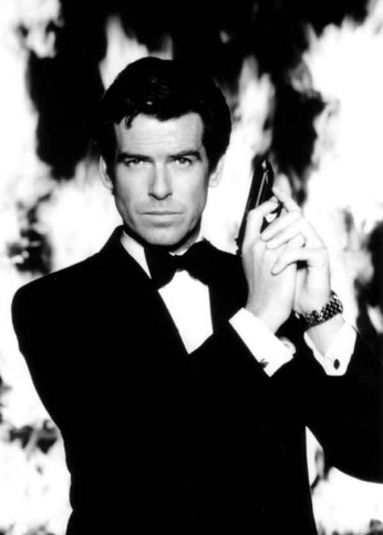007 - Pierce Brosnan - Goldeneye