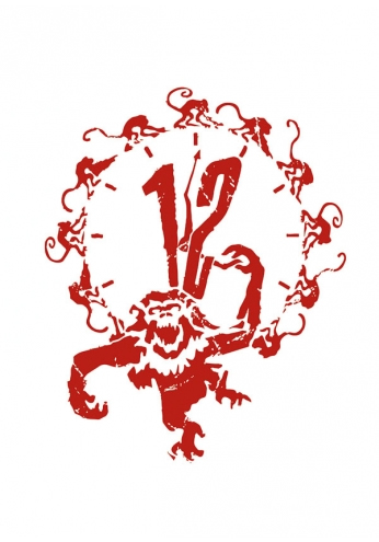 12 Monkeys - Logo