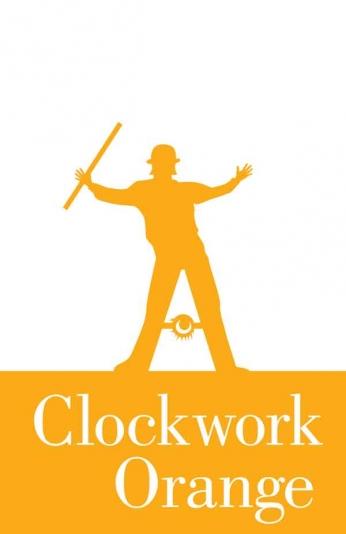 A Clockwork Orange - Vector Art Poster