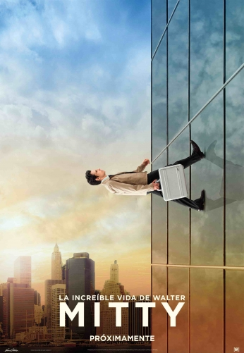 A Vida Secreta de Walter Mitty Caminhando Movie P