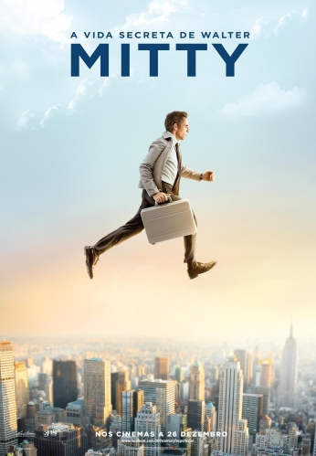 Poster A Vida Secreta de Walter Mitty Movie P