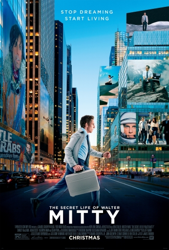 A Vida Secreta de Walter Mitty Movie P
