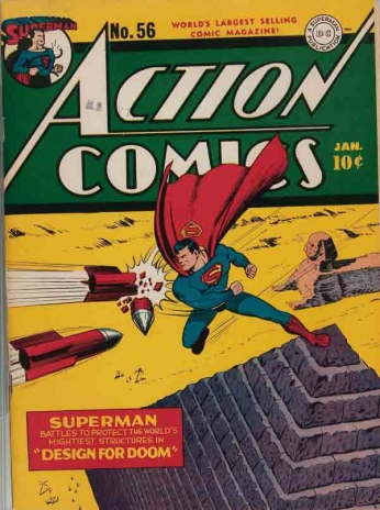 Action Comics Nº 56