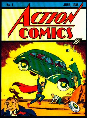 Action Comics nº 01