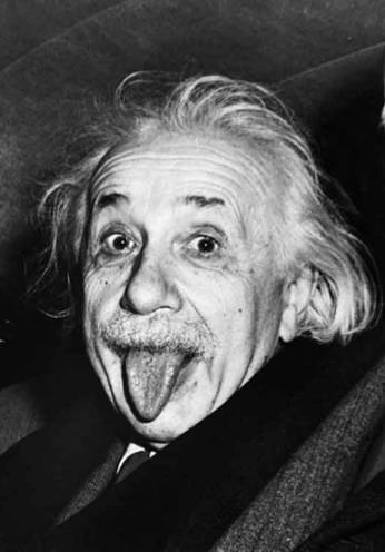 Albert Einstein - Portrait - 05