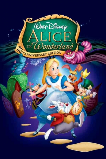 Alice in Wonderland - 60th Anniversary Edition