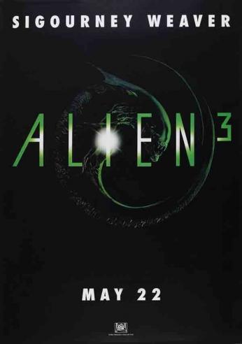 Alien 3 - Teaser Poster