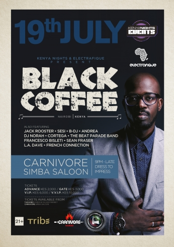Alter Official Black Coffee