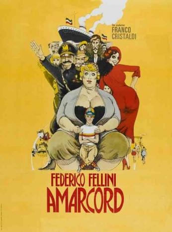 Amarcord - Teaser Poster