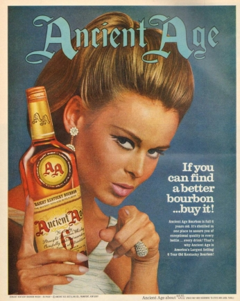 Ancient Age Bourbon, September 1967