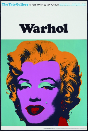Andy Warhol - Marilyn Monroe - Blue - 1962