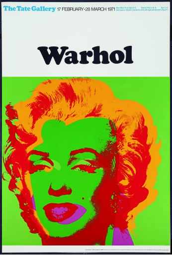 Andy Warhol - Marilyn Monroe - Green 2 - 1962