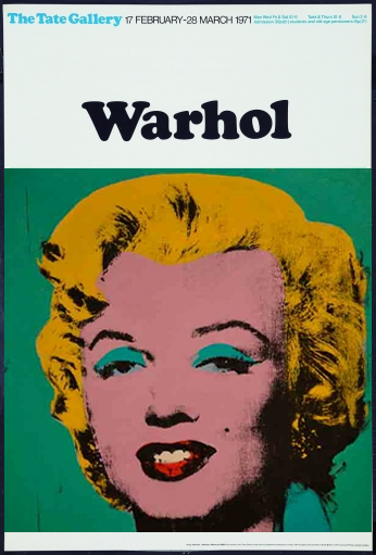 Andy Warhol - Marilyn Monroe - Green - 1962