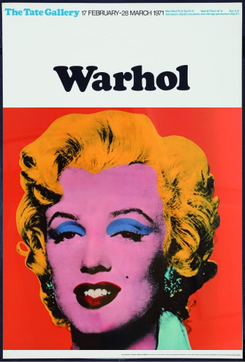 Andy Warhol - Marilyn Monroe - Orange - 1962