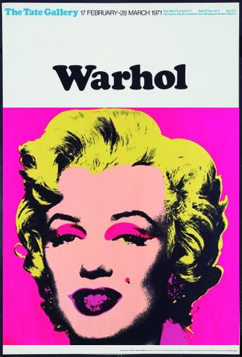 Andy Warhol - Marilyn Monroe - Pink - 1962