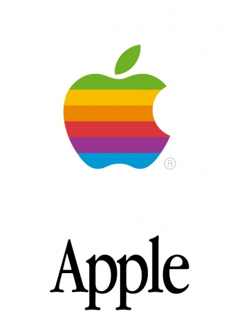 Logo Apple Color