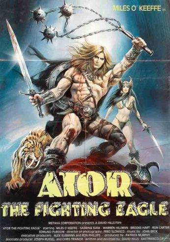 Ator - The Fighting Eagle