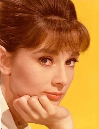 Audrey Hepburn - Portrait Color - 1972