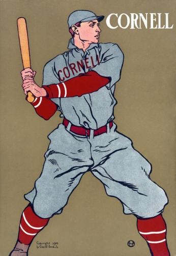 Baseball - Cornell - 1908