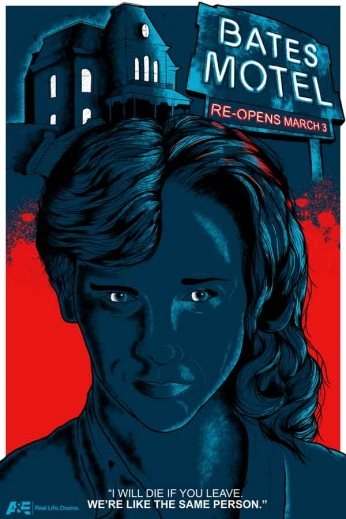 Bates Motel - Re-Opens