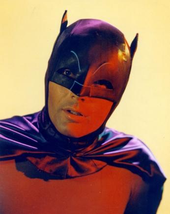 Batman and Robin - TV Series - Adam West - Batman