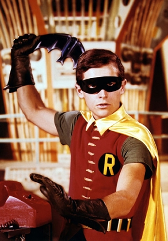 Batman and Robin - TV Series - Burt Ward - Robin