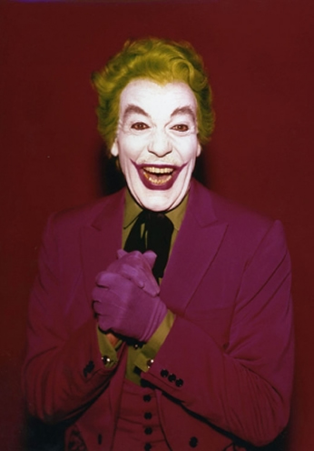 Batman and Robin- TV Series - Cesar Romero - Joker