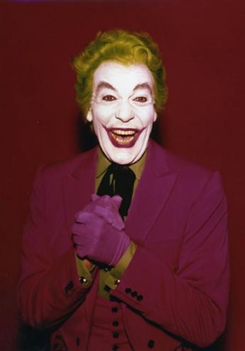 Batman and Robin- TV Series - Cesar Romero - Joker