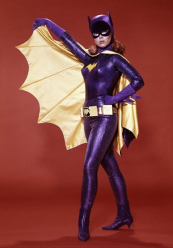 Batman and Robin - TV Series - Yvonne Craig - Batgirl