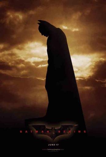 Batman Begins - Teaser Poster