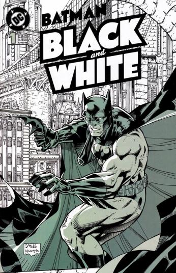 Batman - Black and White - 1996