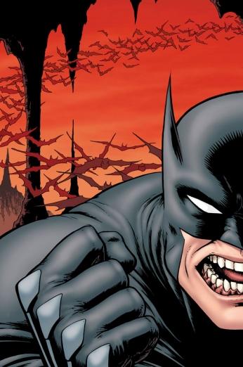 Batman - Rage