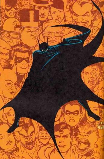 Batman - Characters Background.