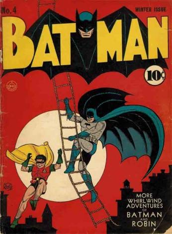 Batman nº 4 - 1940