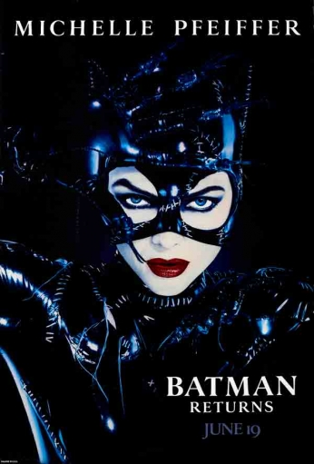 Batman Returns - Catwoman - Teaser Poster