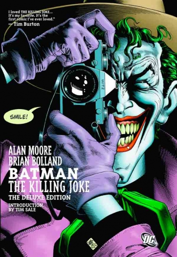 Batman - The Killing Joke - Cover