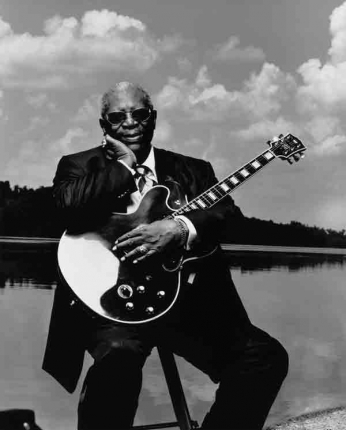 B.B. King - The King of Blues