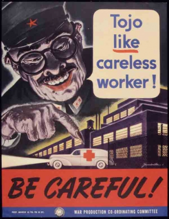 Be Careful - 1943