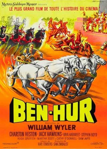 Ben-Hur - Versão Francesa