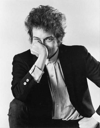 Bob Dylan - Hand To Face - 1965