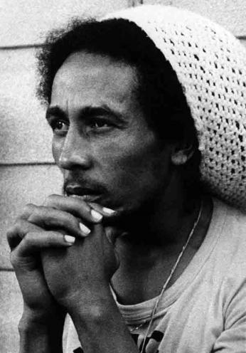 Bob Marley - Portrait - 01