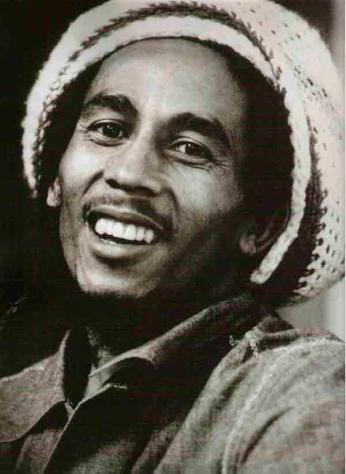 Bob Marley - Portrait - 02