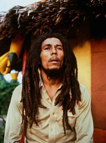 Bob Marley - Portrait - 04