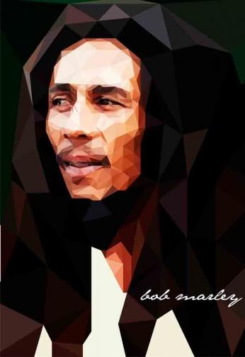 Bob Marley - Triangules