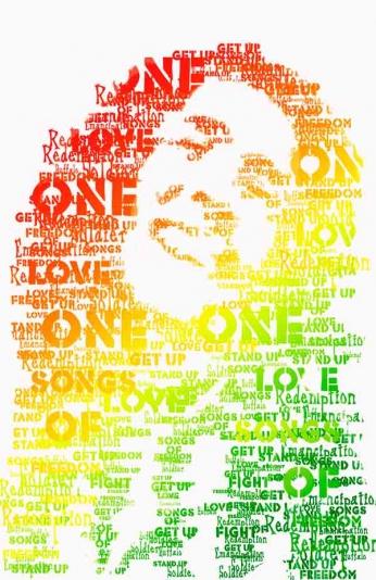 Bob Marley - Types
