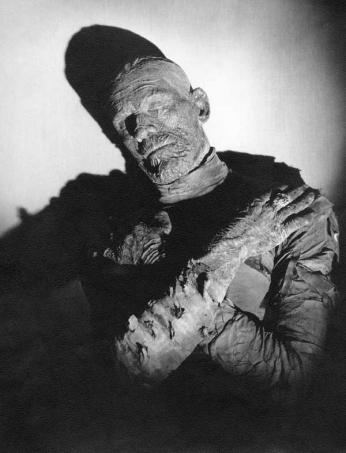 Boris Karloff - The Mummy - 1932