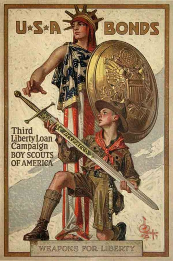 Boy Scouts of America - Weapons of Liberty