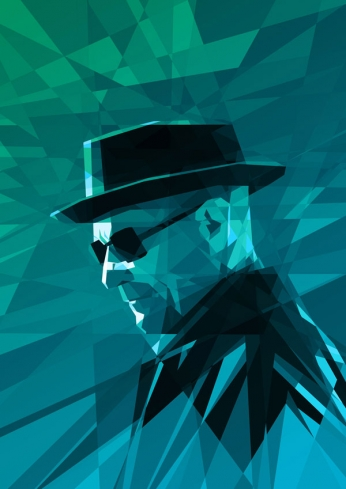 Breaking Bad - Heisenberg - Colors - 2