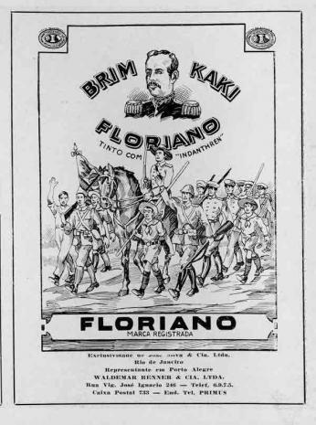 Brim Kaki Floriano