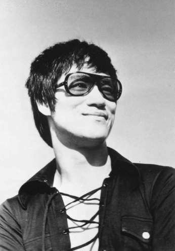 Bruce Lee - Portrait - 01